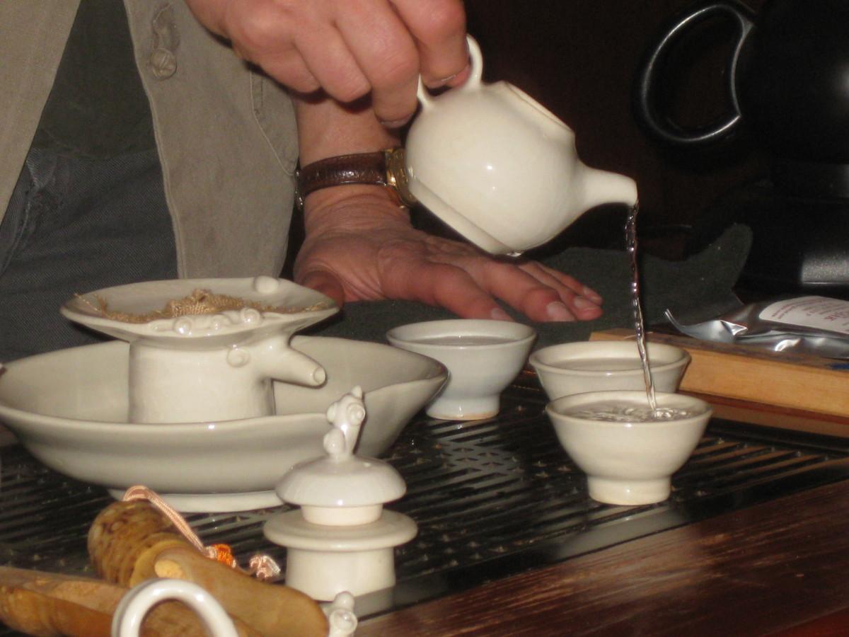 Goldfish Tea, 117 West 4th Street, Royal Oak, MI
