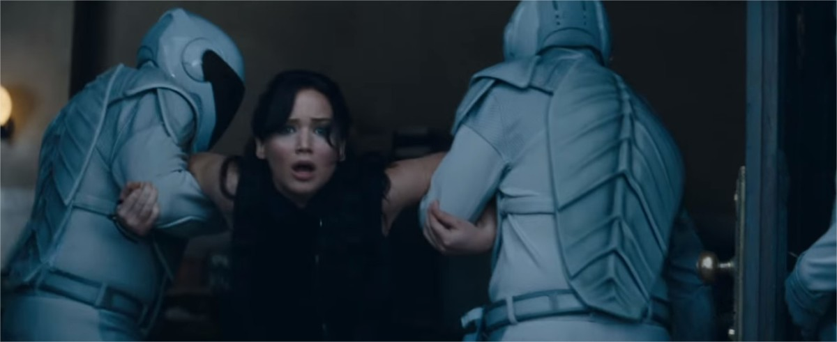 The Hunger Games: Mockingjay Part 1. Katniss