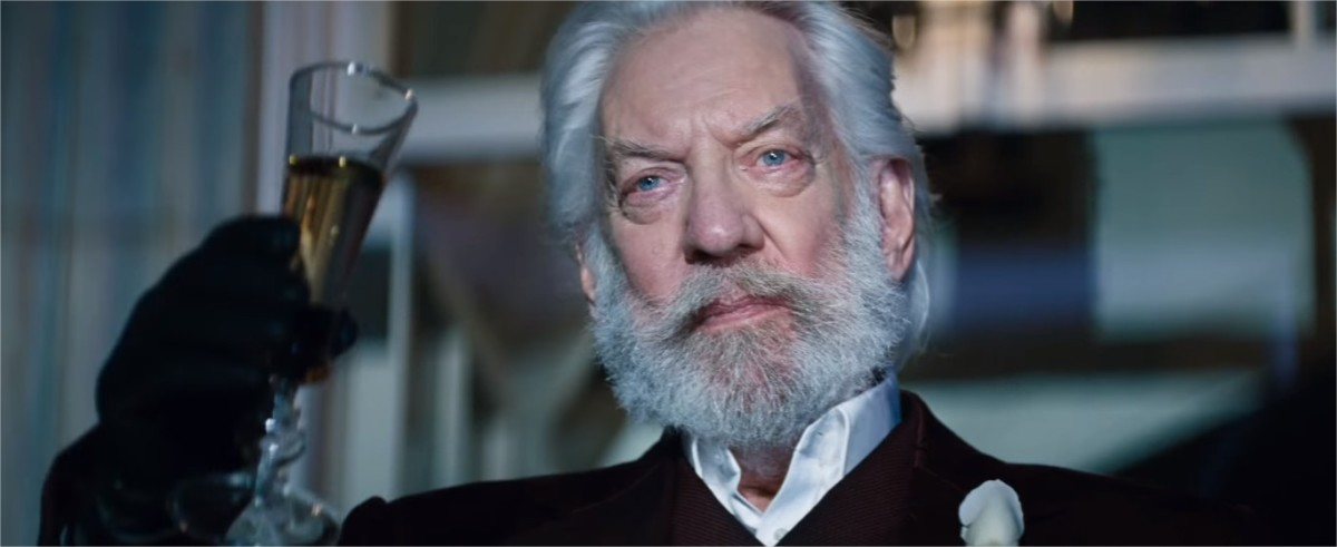 The Hunger Games: Catching Fire. President Snow
