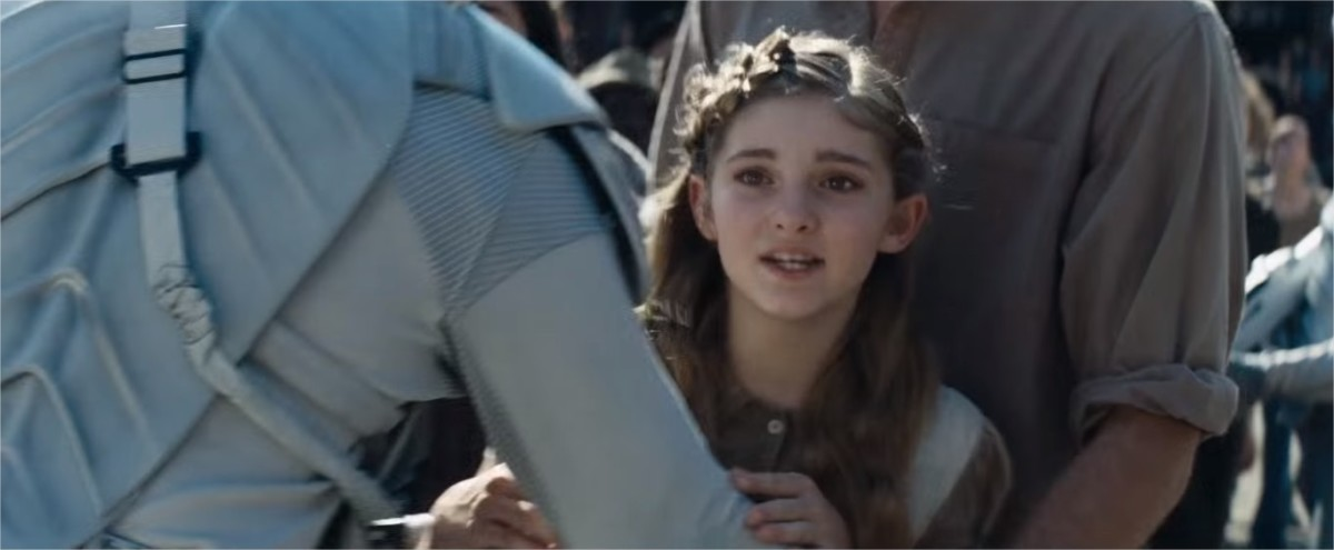 The Hunger Games. Prim