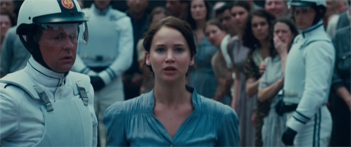 The Hunger Games. Katniss Everdeen