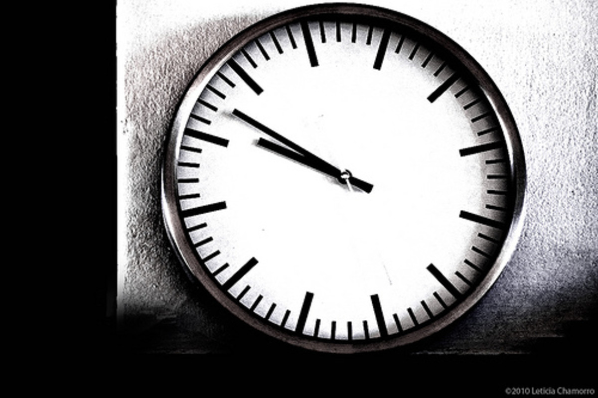 time is the key to prepare well for exam