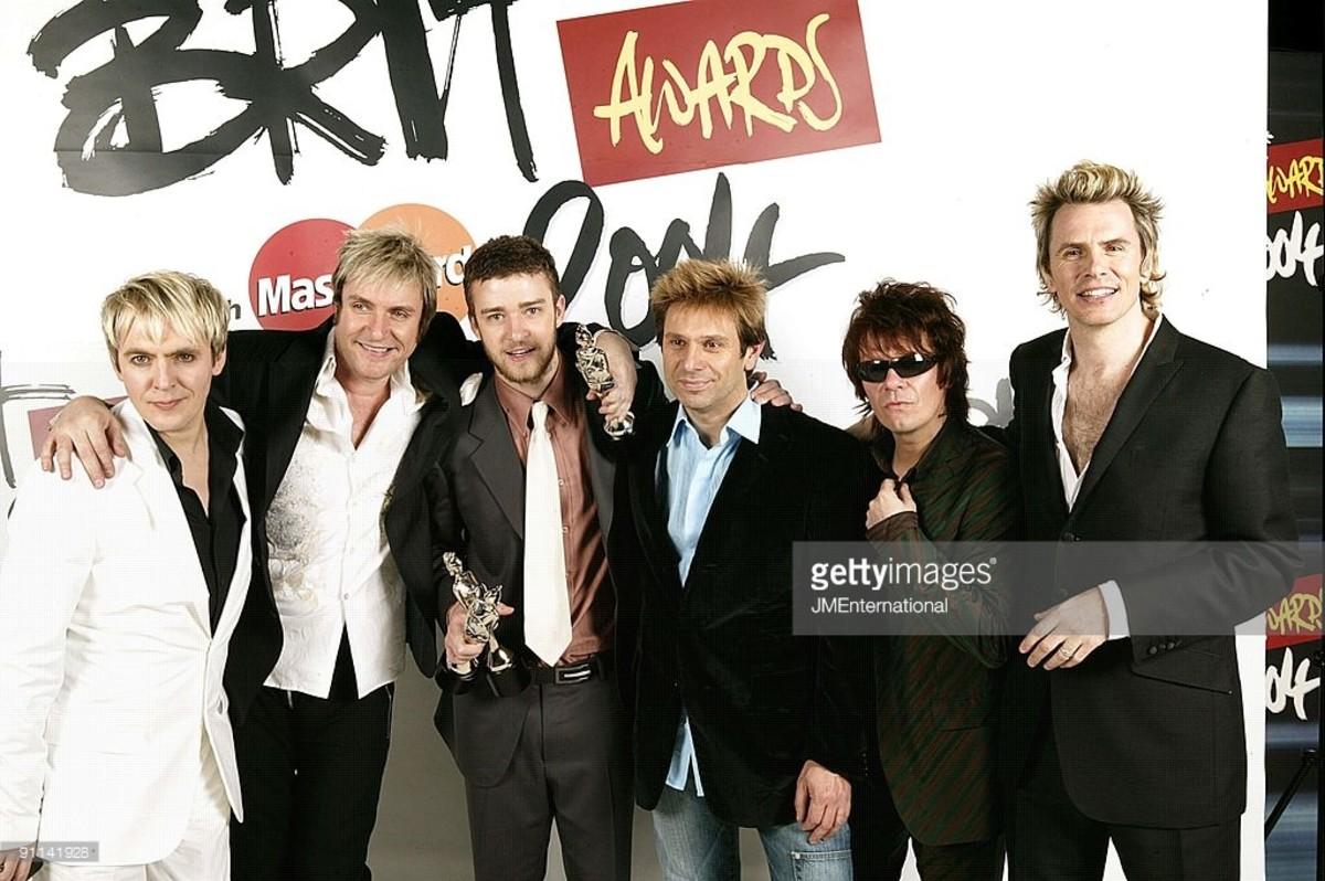 Duran Duran with Justin Timberlake