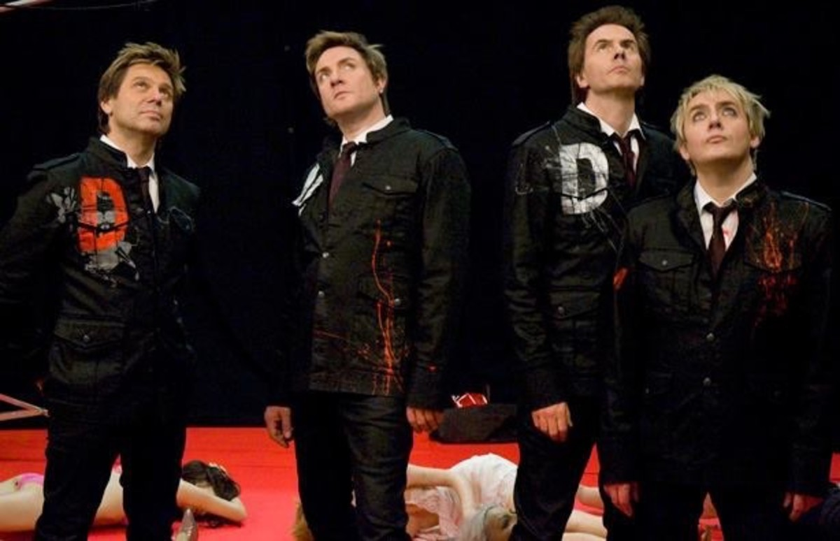 "When Duran Duran Met Timbaland : ""Red Carpet Massacre"" (2007) Album Review"