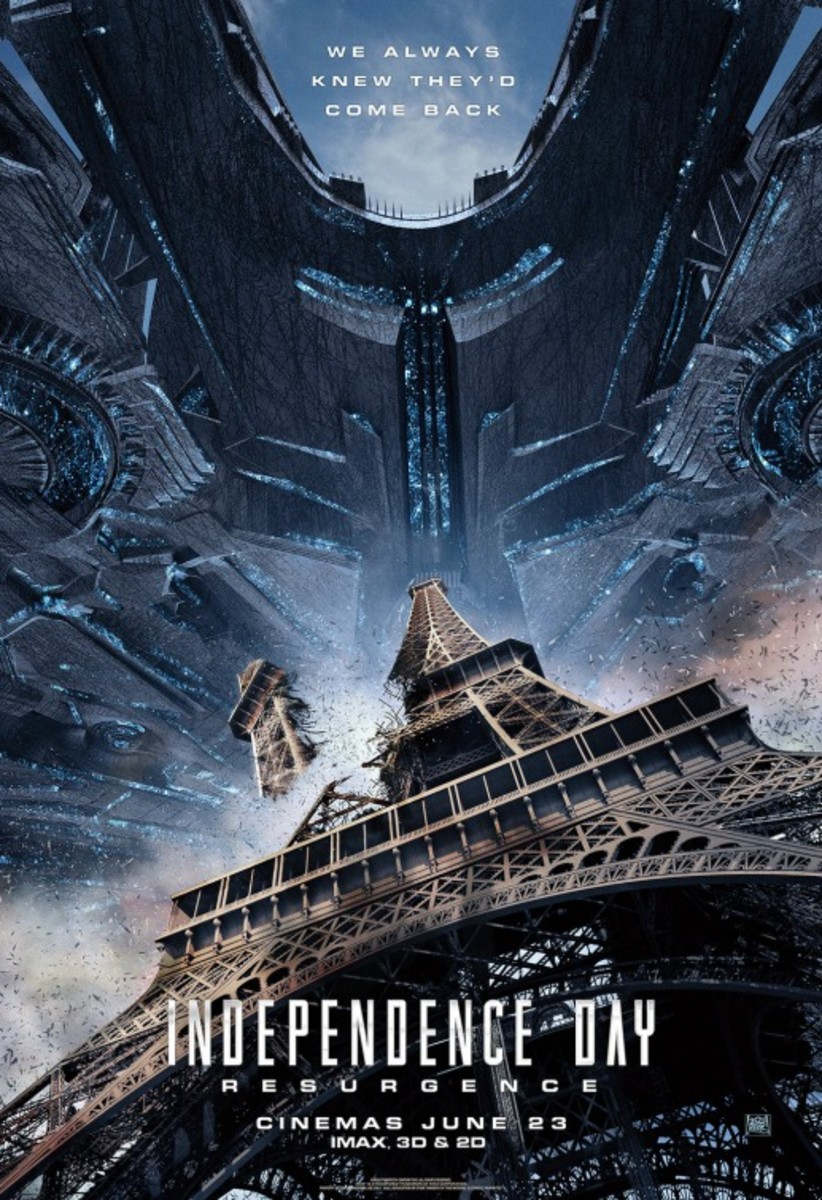 Independence Day: Resurgence, Director Rolland Emmerich  goes back to the well of interstellar invasion