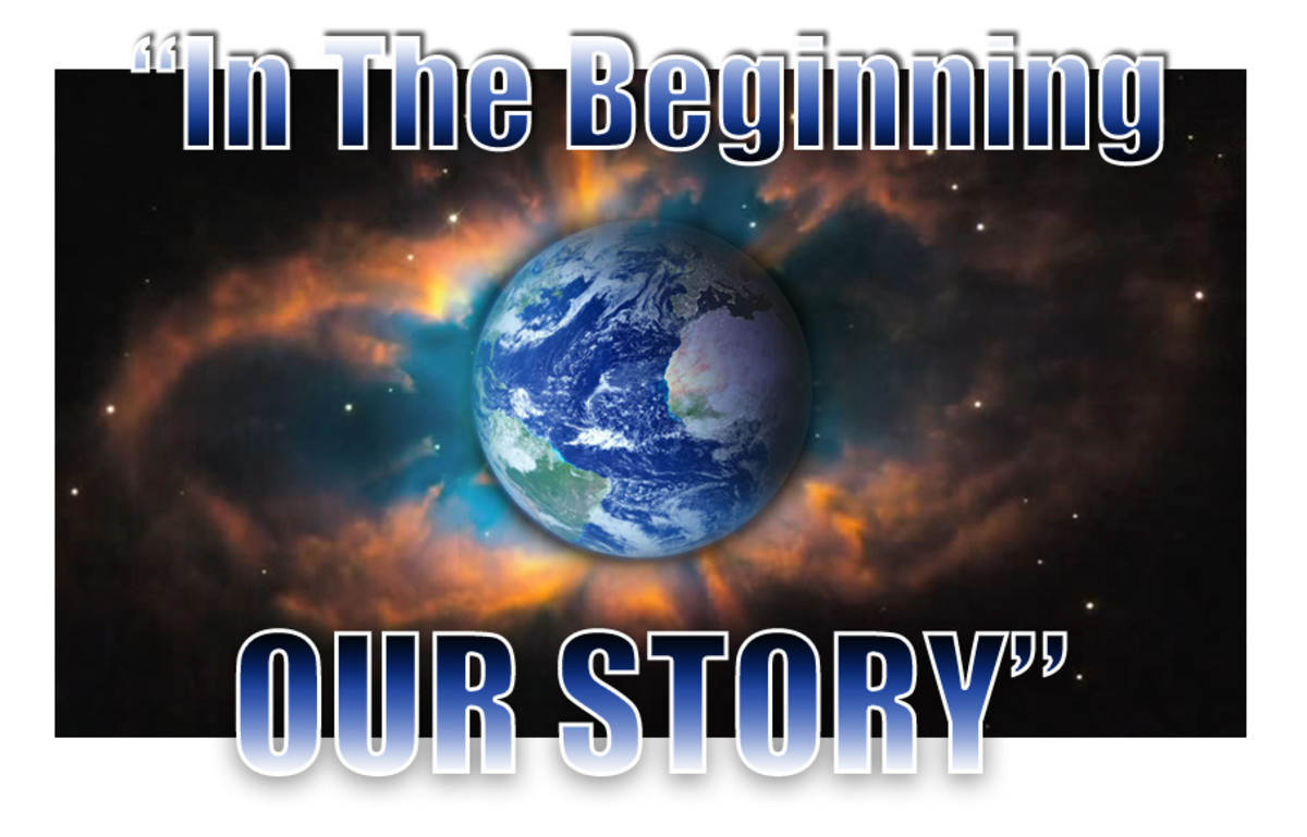 """In The Beginning . . . Our Story"""
