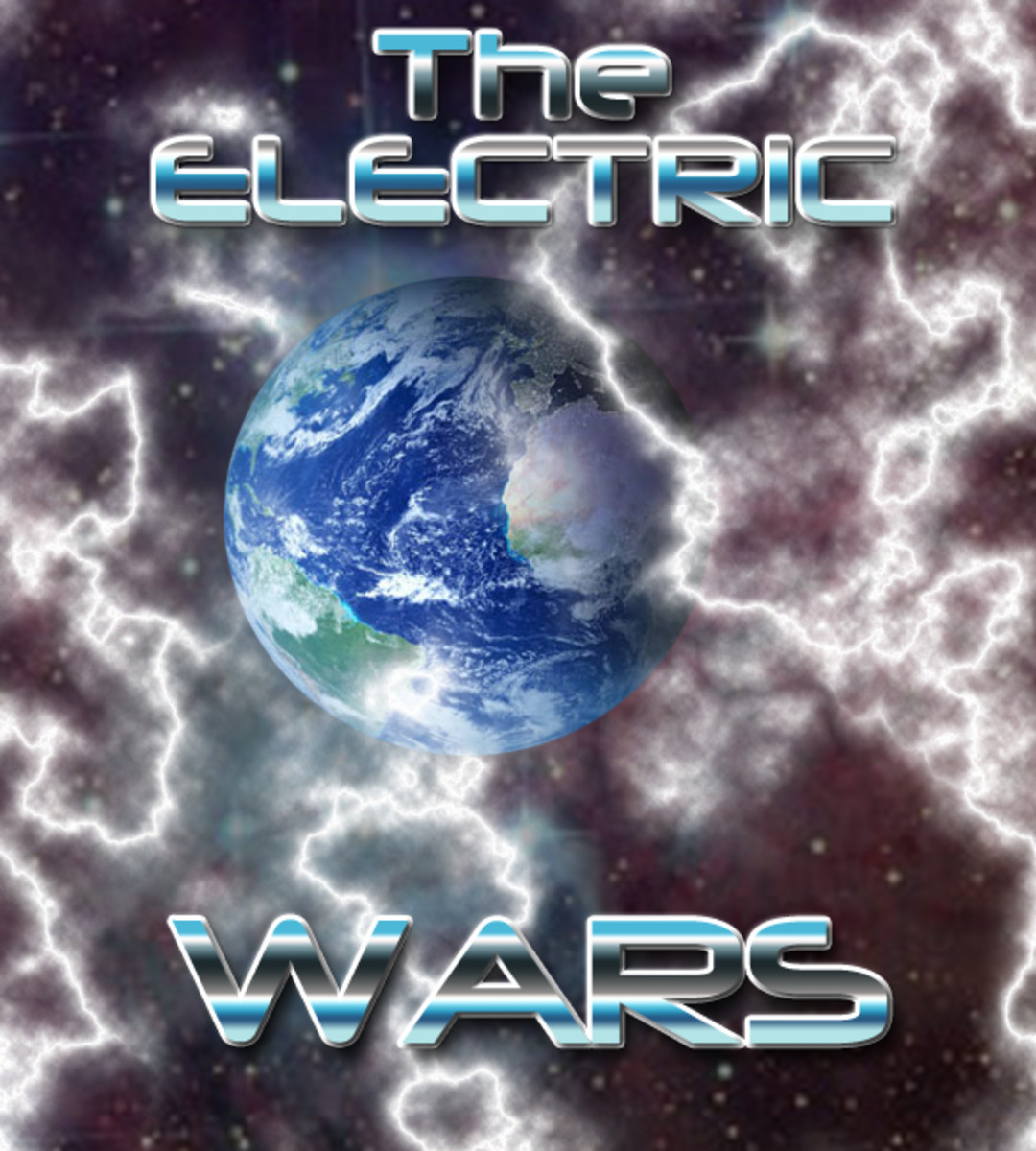 The Electric Wars, that lasted 900 years resulted in a major change for the course of human evolution on this planet. For millions of years humanity existed as immortals in a Golden Age, the Electric Wars ended all of that.