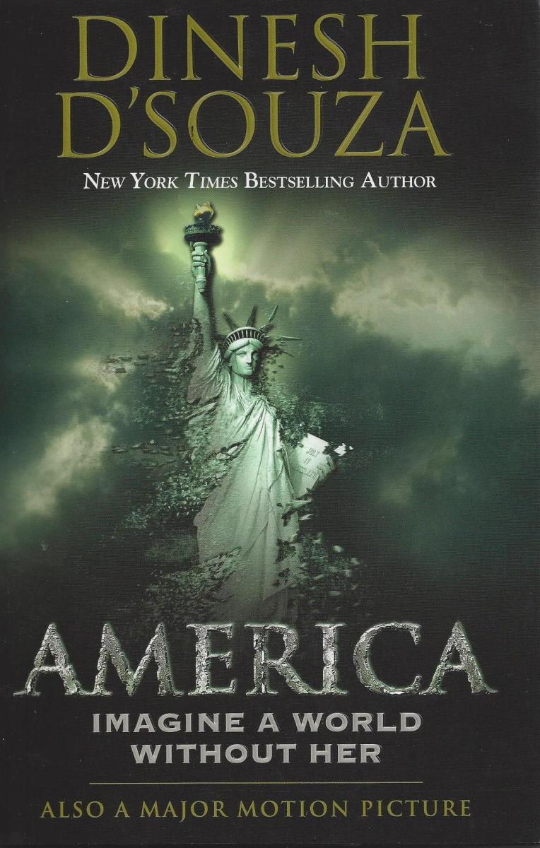 Cover of America, Imagine the World Without Her