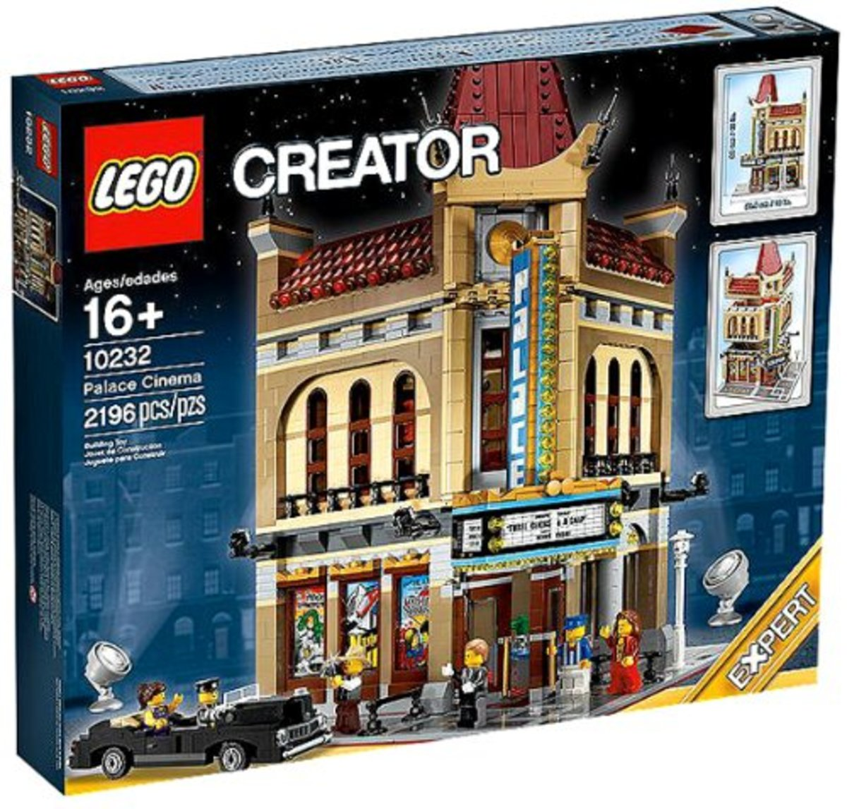 LEGO Creator Palace Cinema Modular Building