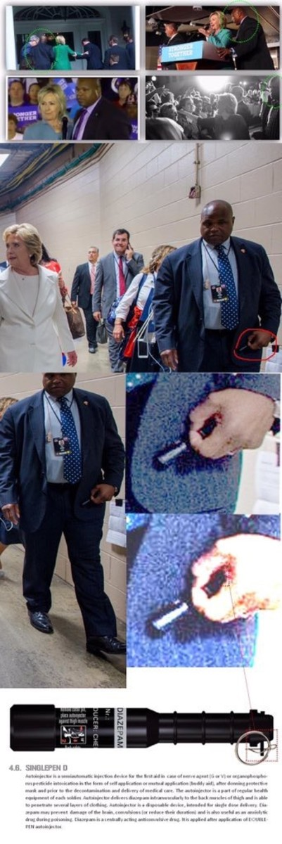 Hillary's Diazepam Pen for Seizures Mystery