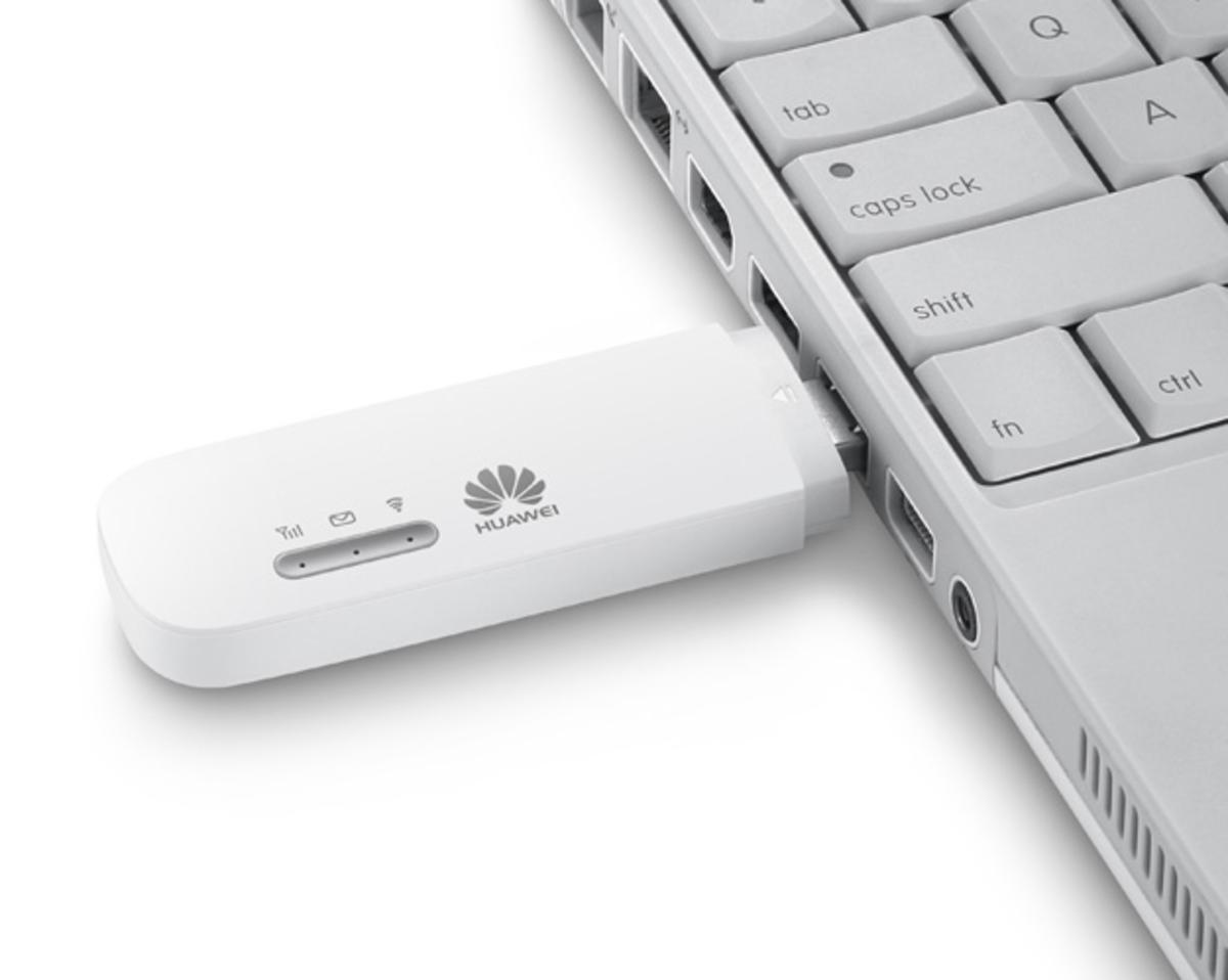 Huawei e7183 4g WiFi wingle