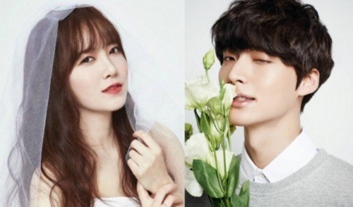 Korean Drama Actors and Actresses Who are Married in Real Life