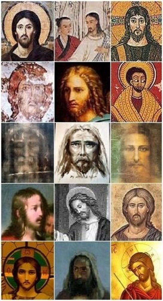 The representation of the ethnicity of Jesus has been influenced by cultural settings.