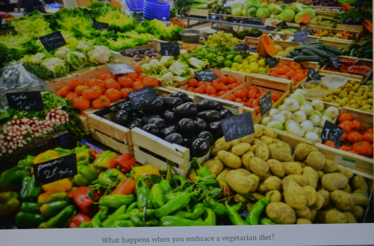 Vegetarianism: Health Benefits of Giving Up Meat and Becoming a Vegetarian