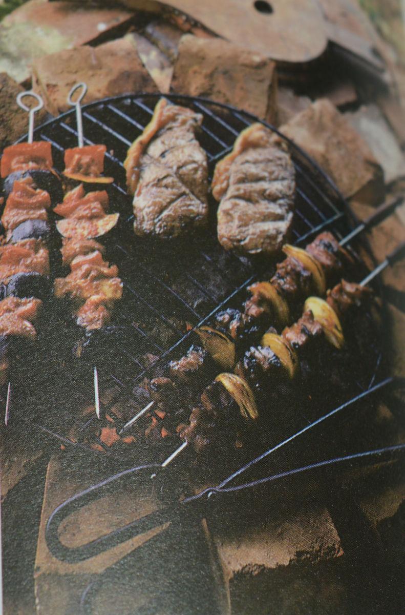 charred meat a no..no..
