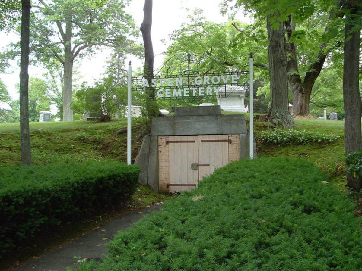 Haunted Cemeteries in Massachusetts - Part One