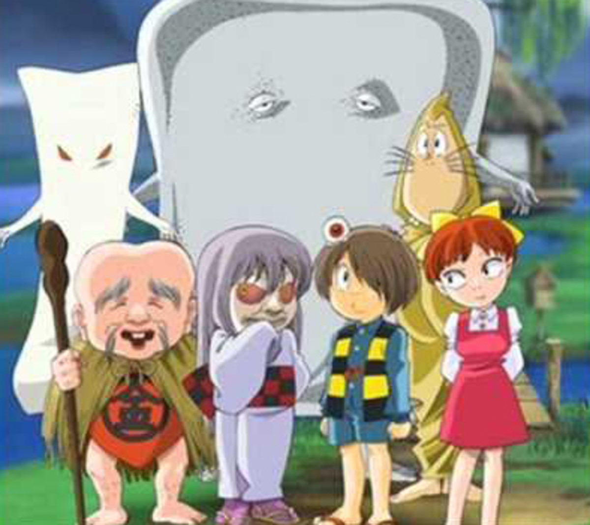 Cast of Gegege no Kitaro