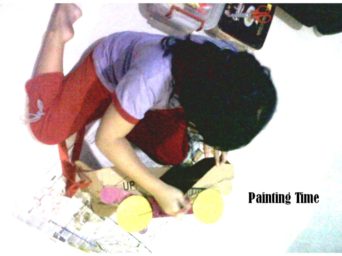 Painting Time