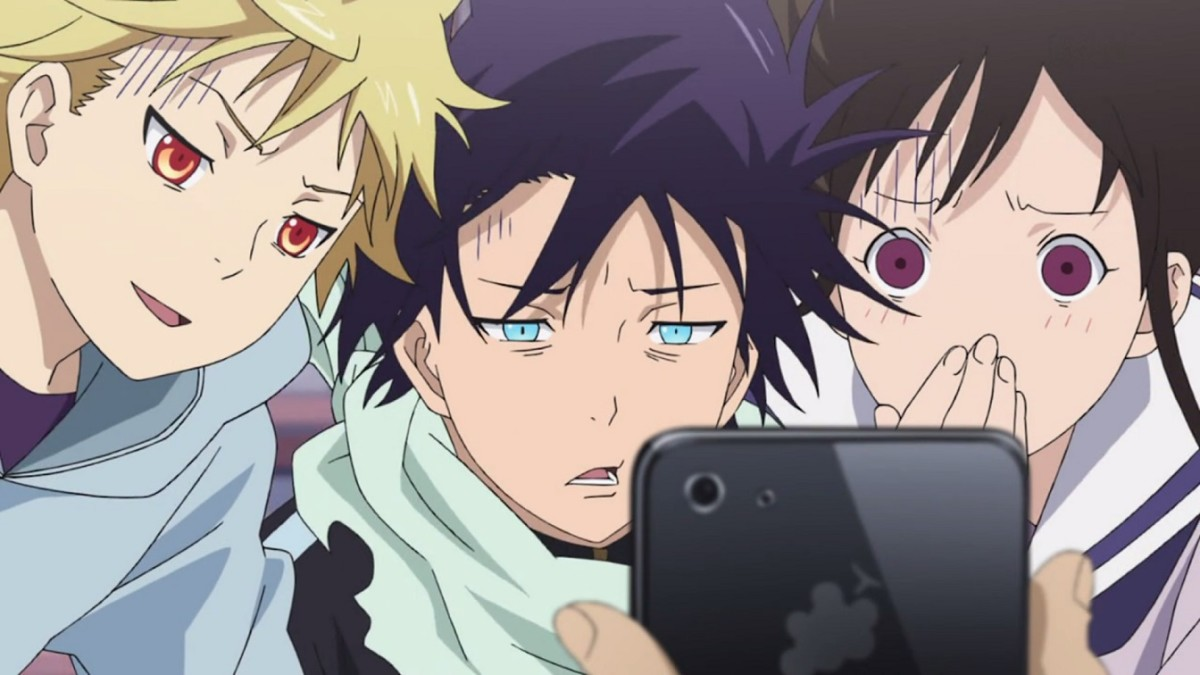 10 Anime Like Noragami