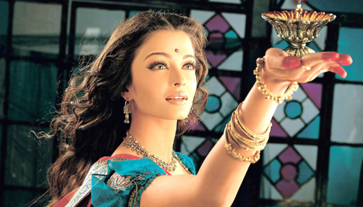Aishwarya Rai in films