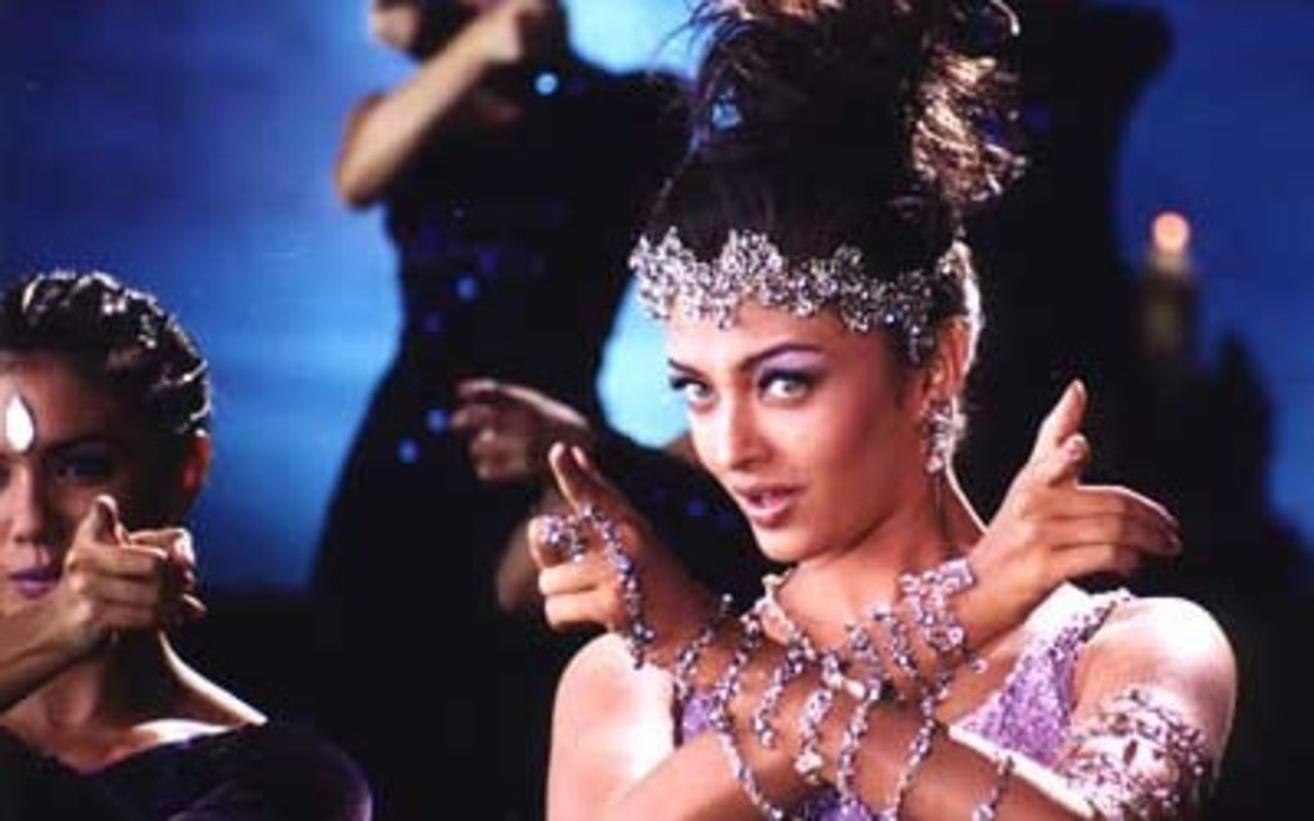 Aishwarya Rai in Films