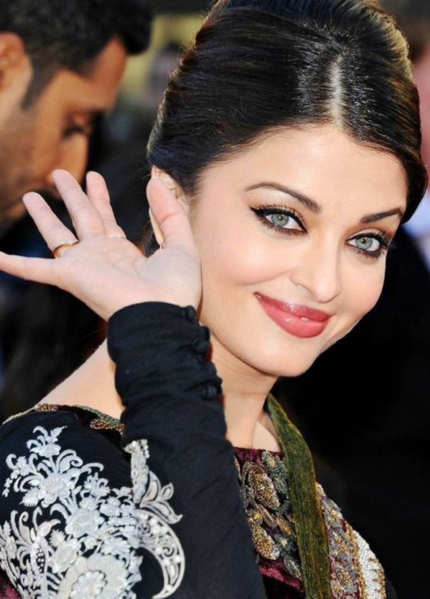 Aishwarya Rai: The most Beautiful Women In The World