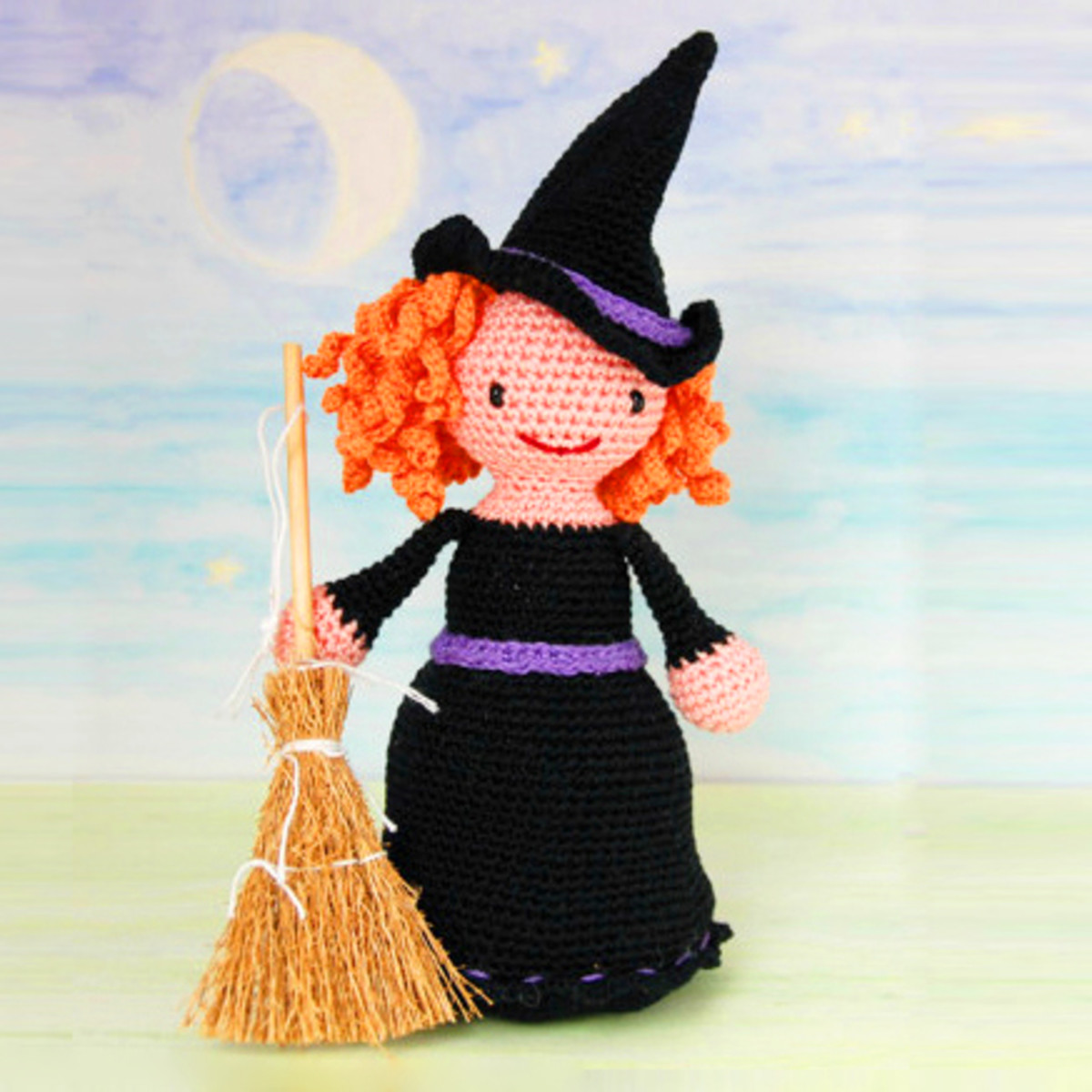 24 Free Halloween Witch Crochet Patterns | HubPages