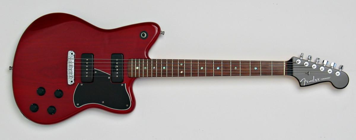 The Fender Toronado Guitars Hubpages