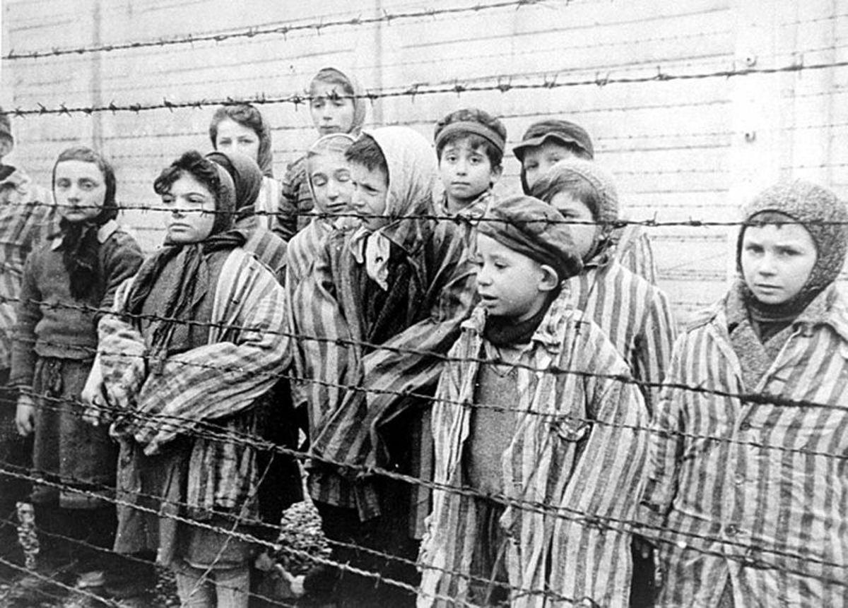 Children during World War II
