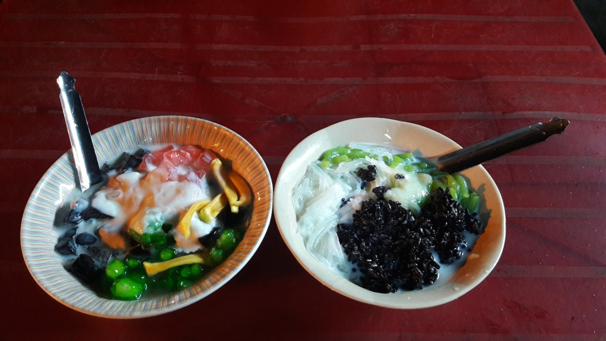 Sweet Soup (at Nong Lam Uni)