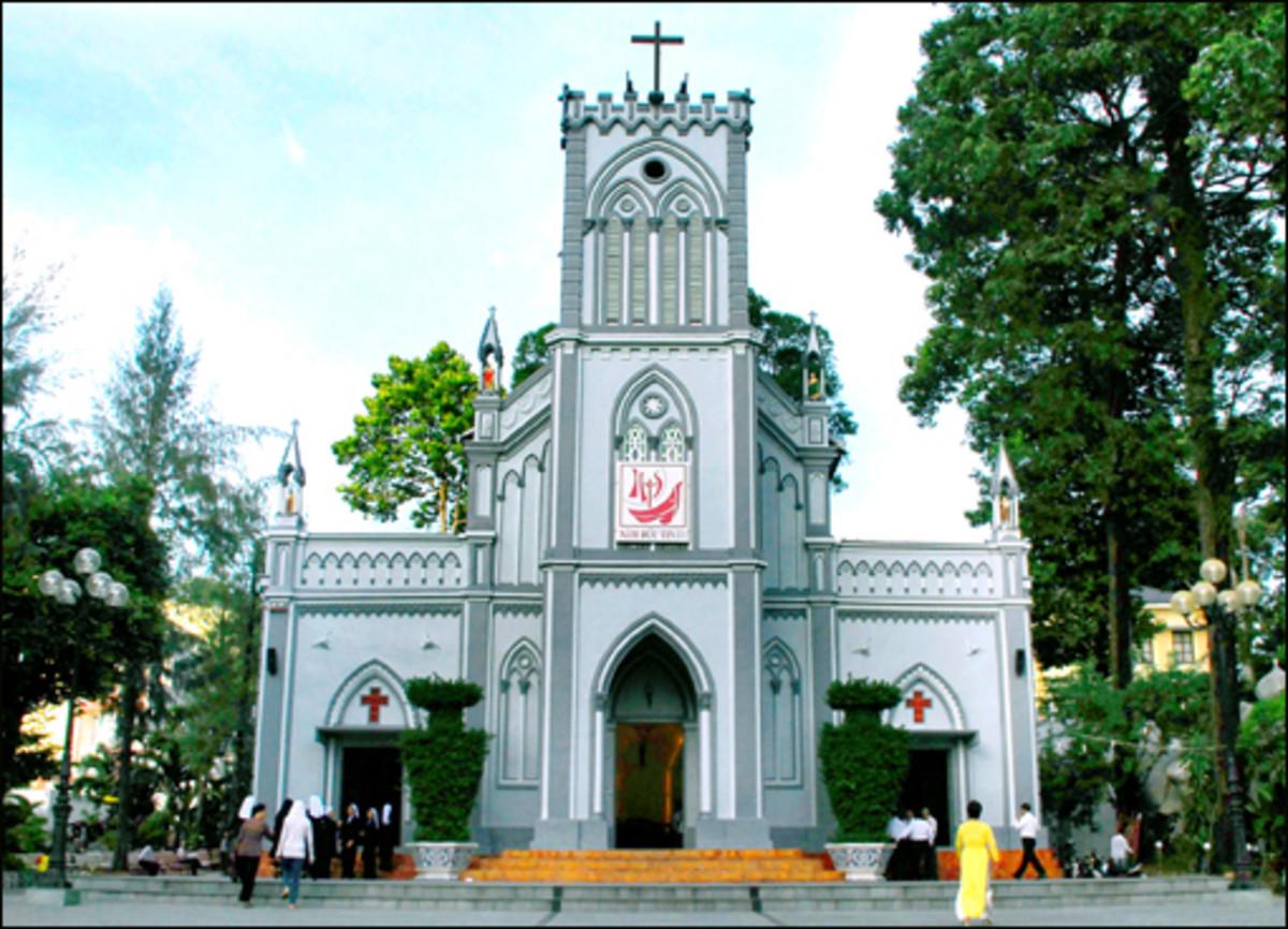 Thu Duc Church