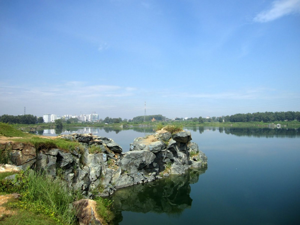 Ho Da (Stone Lake)