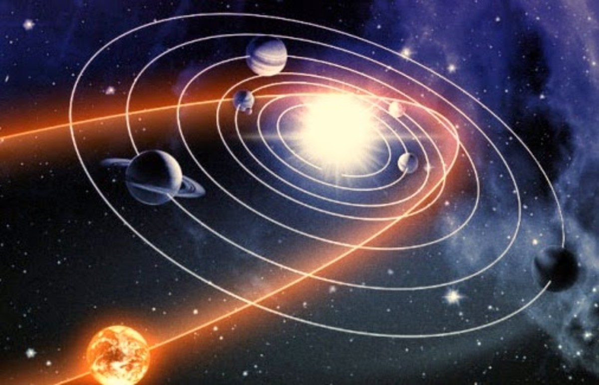 This elliptical orbit of our Sun prevents the majority of humanity from seeing this mini-solar system as it enters our own solar system.