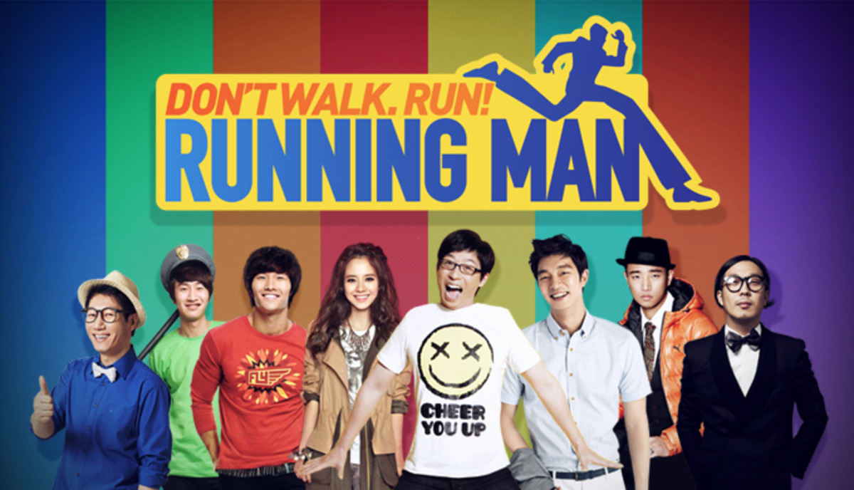 The Best Running Man Episodes 2010-2011 (Ep. 1-74)