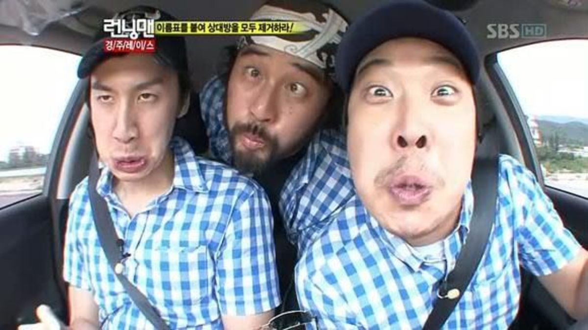The Best Running Man Episodes 2010-2011 (Ep  1-74) | HubPages