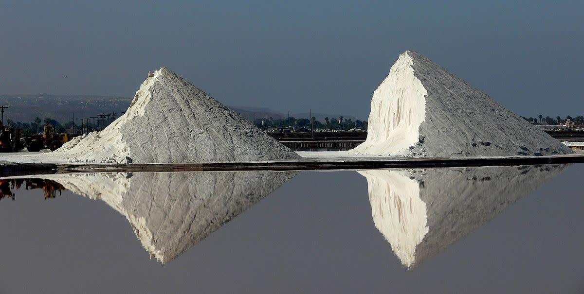 Piles of Salt