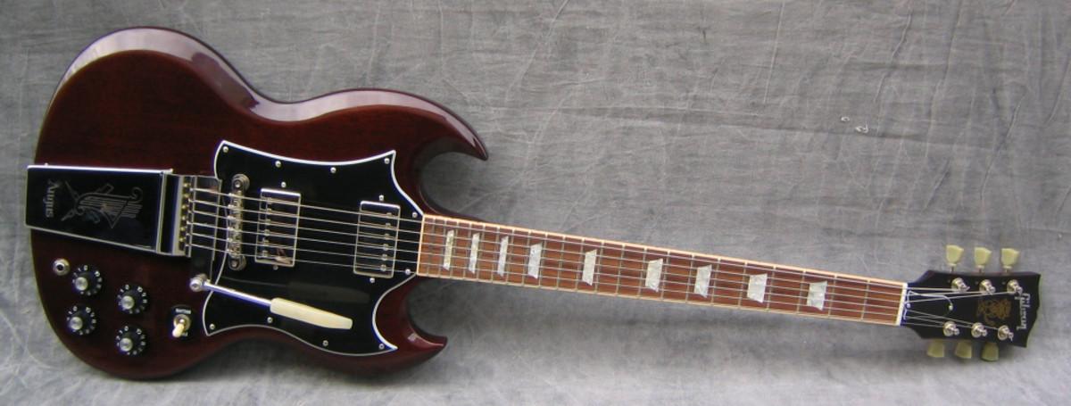 2005 Gibson Angus Young SG