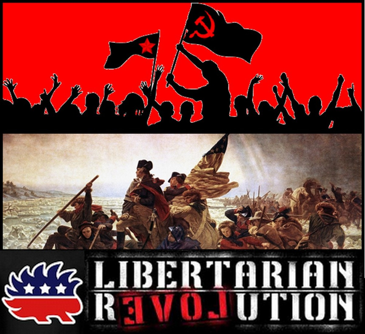 """Remember we are talking about revolution."" --  Saul Alinsky, Rules for Radicals. Communist vs. American vs. Libertarian: Not all revolutions are equal."