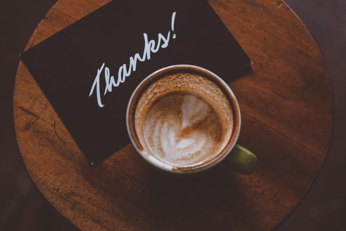 "Thanks is the shorter version of the words ""thank you"" but this word is just as effective if it is used regularly in life."