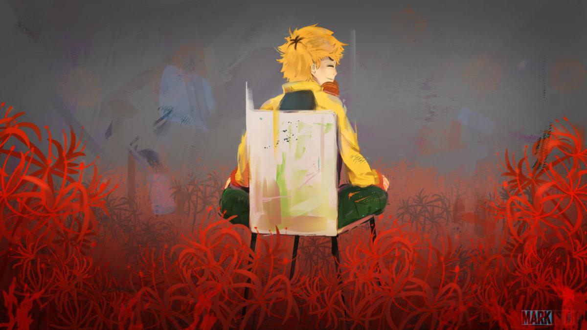 Hideyoshi Nagachika, a.k.a Hide.