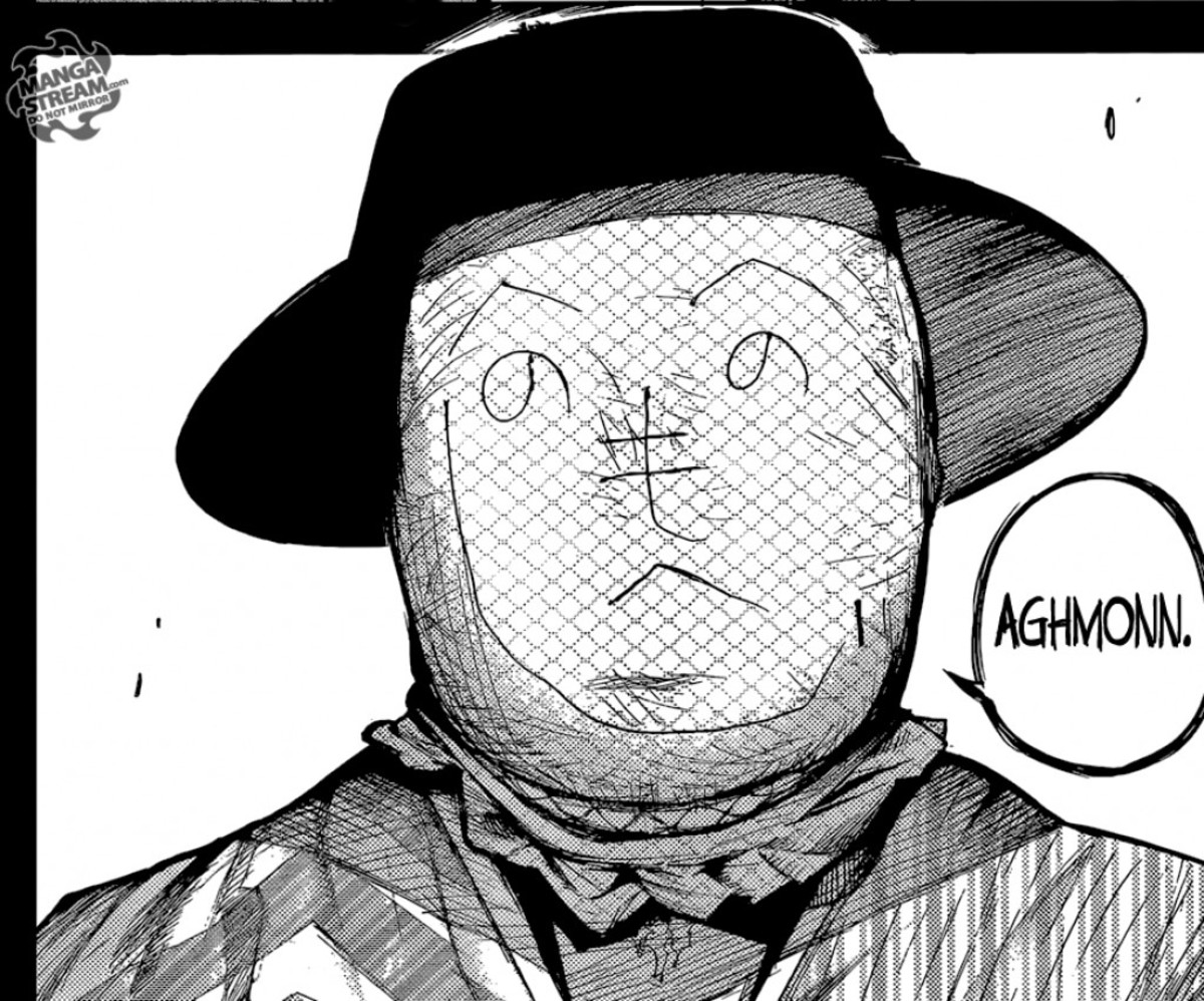 Scarecrow in Tokyo Ghoul:re chapter 111.