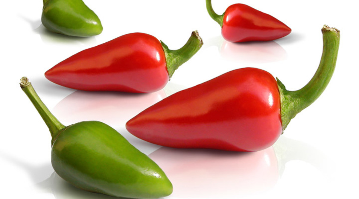 6 Great Benefits of Eating Chilli (or Chili)