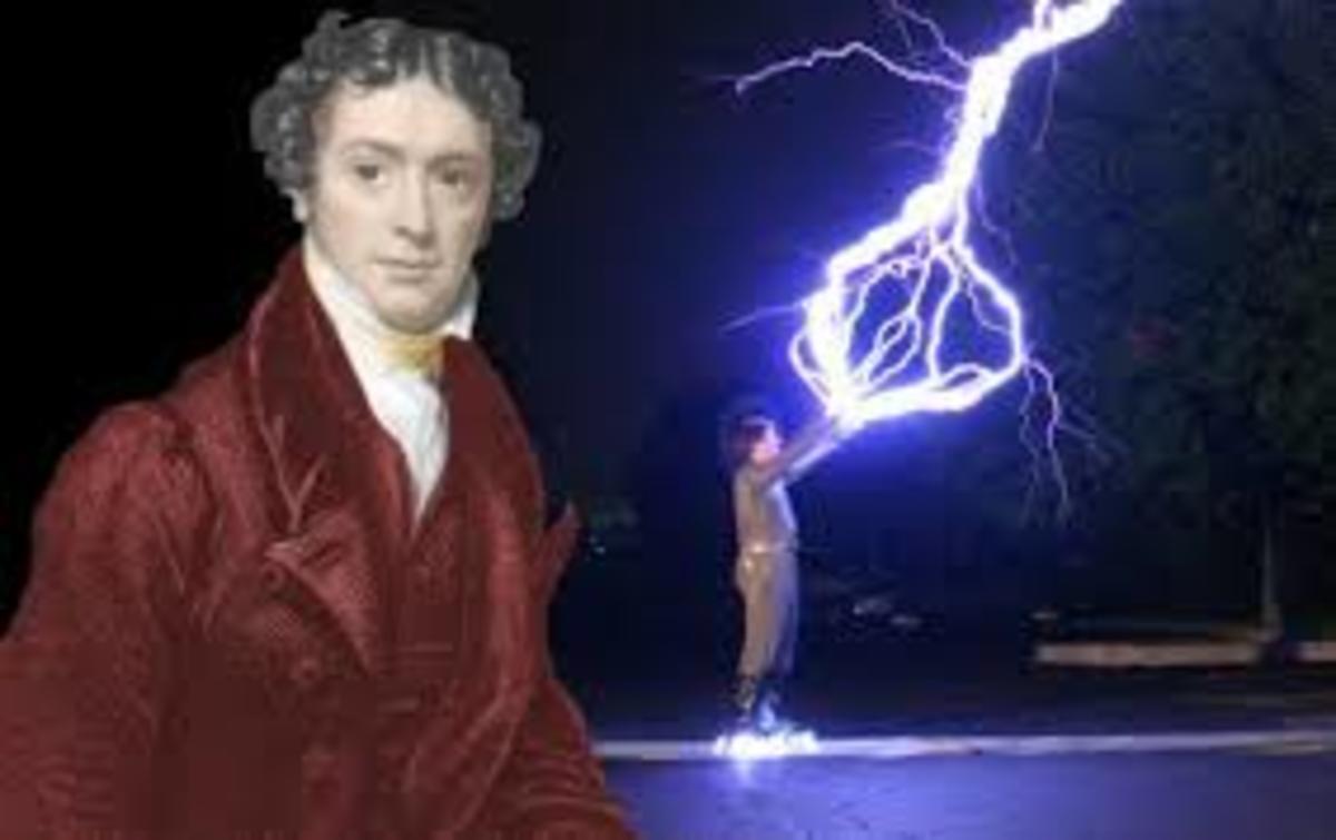 Michael Faraday scientist