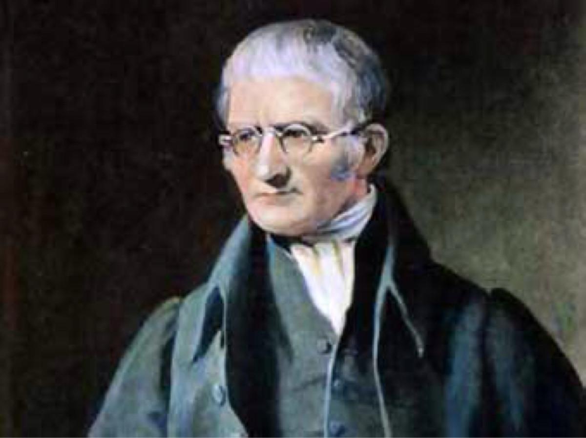 John Dalton physicist