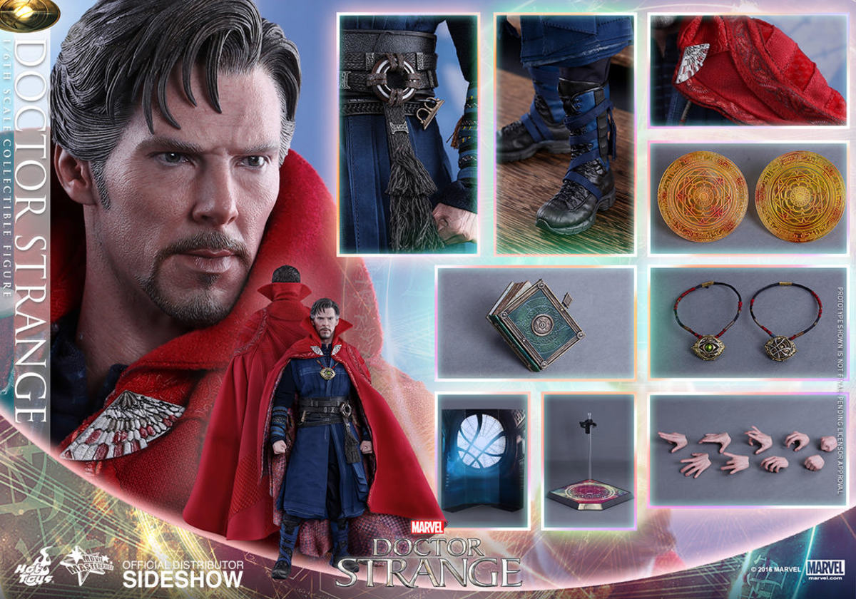 How to Make Your Own Doctor Strange Costume