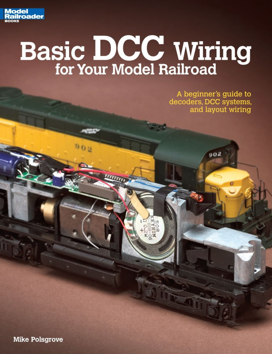 DCC wiring, after this it's DCC sound and smoke, although the smoke is unconvincing - think of an engine working against the great with great billowing clouds of smoke and that barking sound? Contrast that with the lazy wisp of smoke on model engines