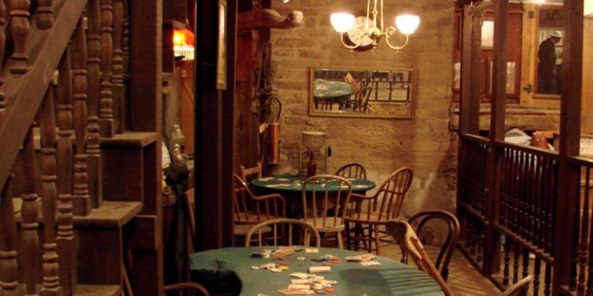 The Birdcage Saloon, Tombstone AZ.