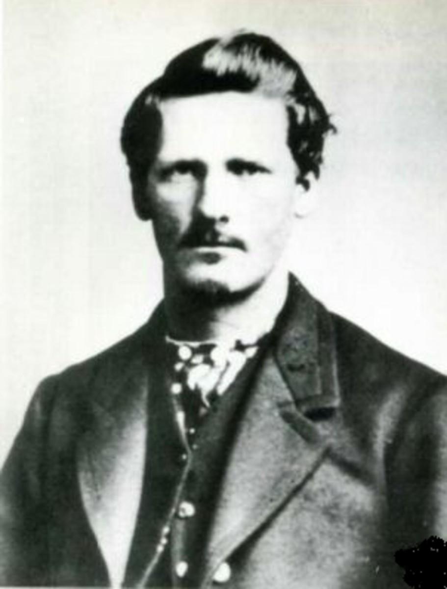 Wyatt Berry Stapp Earp  (19 March 1848 - 13 January 1929).
