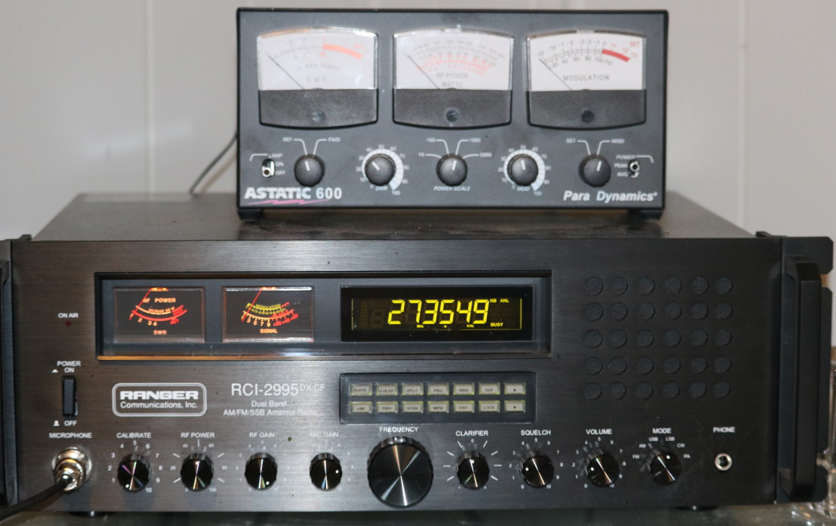 Comeback Of CB Radio