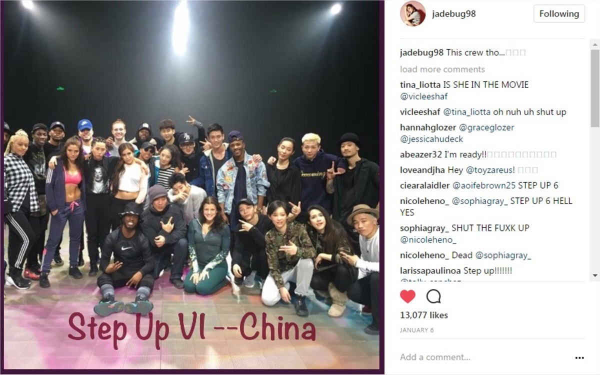 the next step up step up 6 china and step up high water